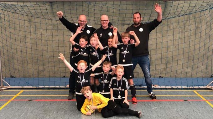 F2 - Jugend SV Mesum 2019 In Billerbeck